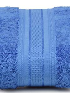 trident classic plus bath towel palace blue 3