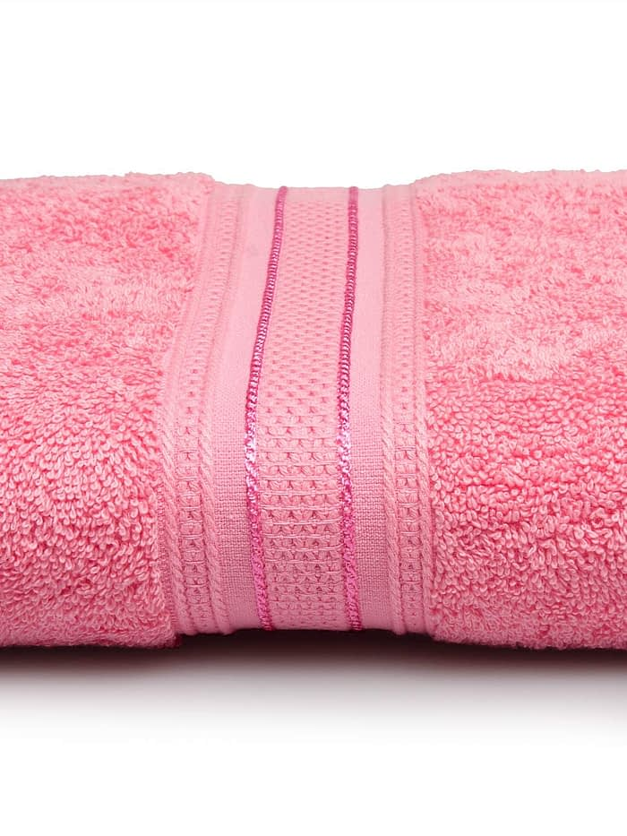trident classic plus bath towel victorian pink 3