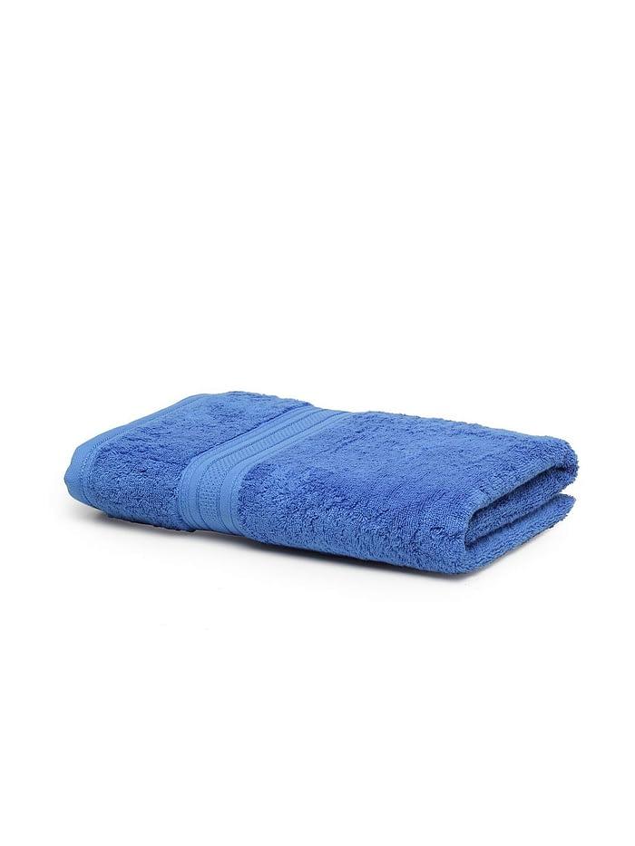 trident classic plus bath towel palace blue 1