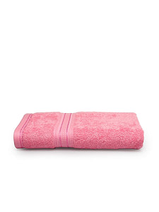 trident classic plus bath towel victorian pink 2