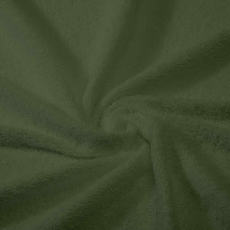 Welspun Quick Dry 375 GSM Cotton Large Bath Towel Green
