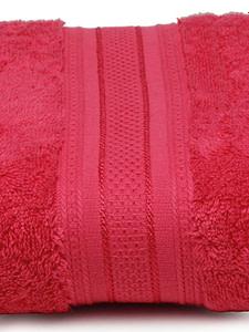 trident classic plus bath towel virtual pink 3