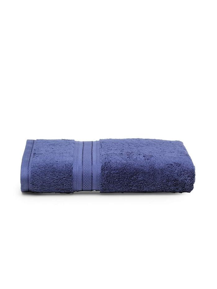 trident classic plus bath towel medieval blue 2