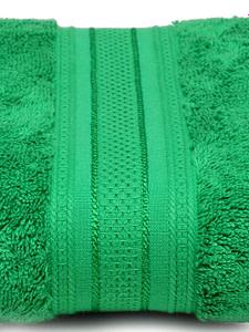 trident classic plus bath towel fern green 3
