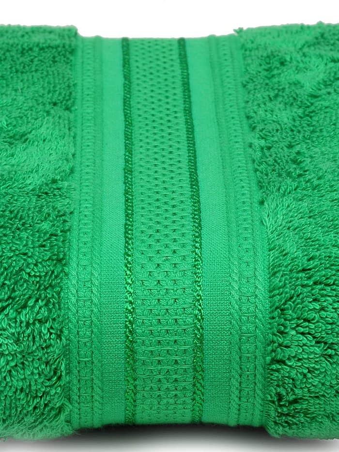 trident classic plus bath towel fern green 3