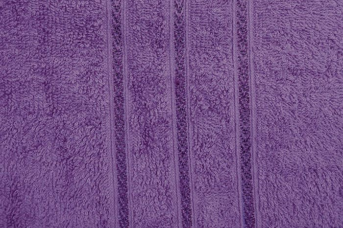 Bombay Dyeing Flora 400 GSM Large Purple Towel