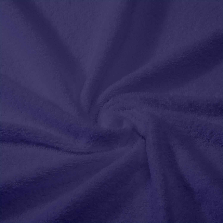 Welspun Quick Dry 375 GSM Cotton Large Bath Towel Dark Blue