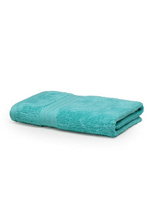trident classic plus bath towel waterfall blue 1