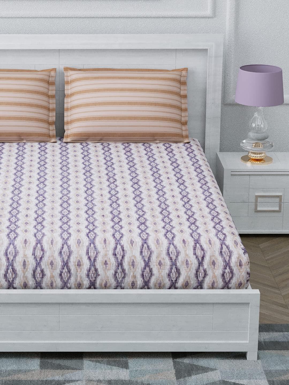 Trident-Aroma-Fragrance-King-Szie-Sandalwood-Bed-Sheet-Side