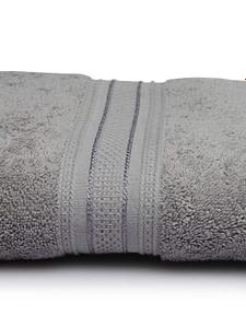 trident classic plus bath towel real steel 3