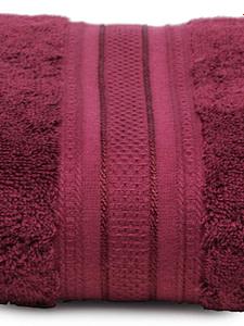 trident classic plus bath towel fig wine 3