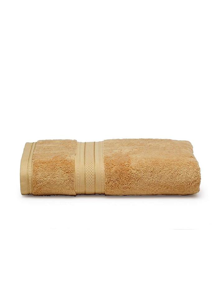 trident classic plus bath towel golden haze 2