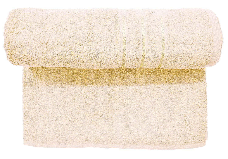 Bombay Dyeing Flora 400 GSM Cream Towel