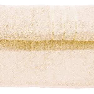 Bombay Dyeing Flora 400 GSM Cream Towel