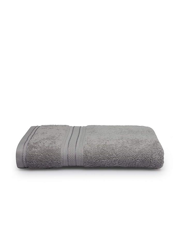 trident classic plus bath towel real steel 2