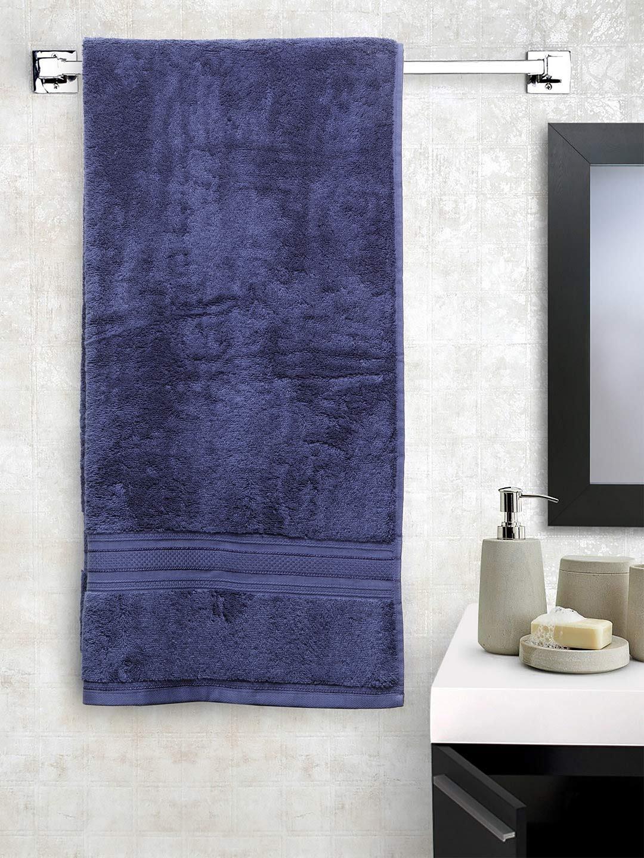 Trident Classic Plus Bath Towel Medieval Blue