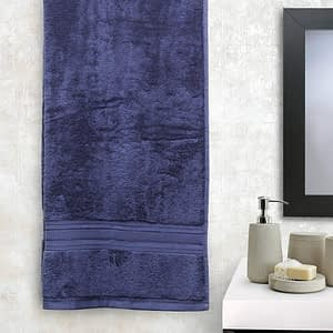 Trident Classic Plus Bath Towel Medieval Blue