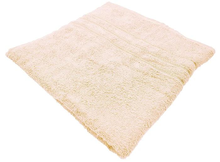 Bombay Dyeing Flora 400 GSM Cotton Large Cream Towel