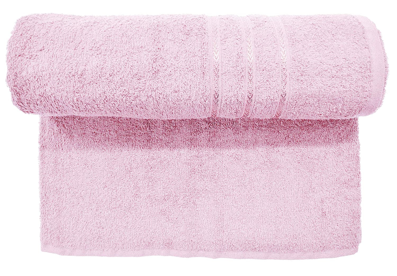 Bombay Dyeing Flora Towel Light Pink