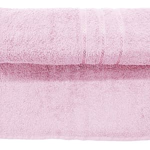 Bombay Dyeing Flora Towel Light Pink