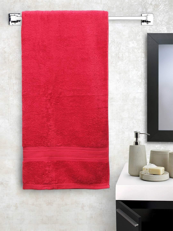 Trident Classic Plus Bath Towel 75x150 Raspberry Red